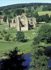 Bolton Abbey, Yorkshire